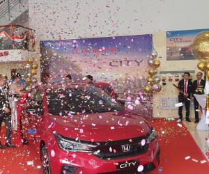 Honda Ôtô Tây Hồ tổ chức thành công Lễ ra mắt xe Honda City hoàn toàn mới