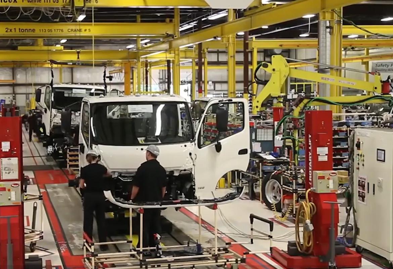 Sản xuất & Phân phối ôtô