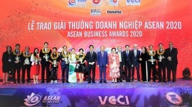Asean Business Awards 2020 ceremony:  Honors 58 best enterprises entrepreneurs in the region
