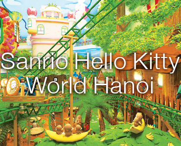 Sanrio Hello Kitty World Hanoi