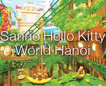 Sanrio Hello Kitty World Hanoi