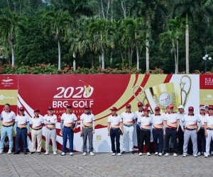 2020 BRG GOLF HANOI FESTIVAL OFFICIALLY KICKS OFF