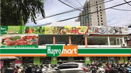 Siêu thị Hapromart Thành Công sắp có diện mạo mới