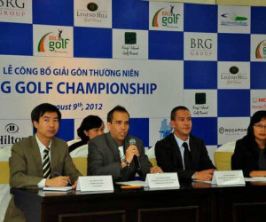 BRG Golf Championship Announcement