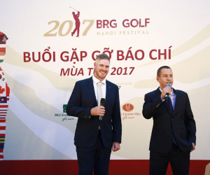 2017 BRG Golf Hanoi Festival becoming a tradition
