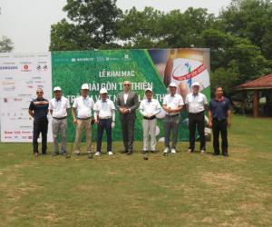 Khai mạc giải golf từ thiện Vì trẻ em Việt Nam - Swing for the Kids 2019