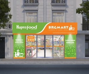 BRG Group extends BRGMart chain in service of Hanoi residents