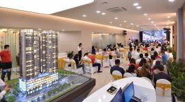 BRG Diamond Residence Những viên kim cương xanh đầu tiên được dành cho khách hàng VIP của SeABank