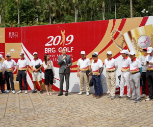 THE BRG GOLF HANOI FESTIVAL 2019 OPENING