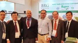 Hapro – Công ty XNK chủ lực của Tập đoàn BRG đạt danh hiệu DNXK uy tín năm 2018