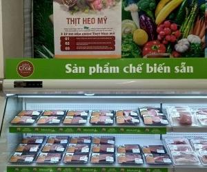 Người tiêu dùng hưởng ứng tuần lễ thịt heo Mỹ nhập khẩu