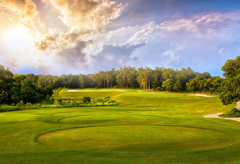 Hệ thống sân Golf